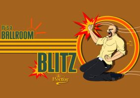 Its a Hector Ballroom Blitz. by Adder24