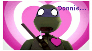 Donnie Loves His Fangirls GIF by YAYProductions