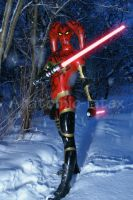 Landing of the Sith in Siberia by latex-rat