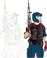 Cobra Viper Vector Art by Excalibur14