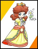 Daisy in Smash by BabyAbbieStar