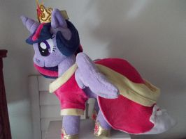 My Little Pony Princess Twilight Sparkle Alicorn by CINNAMON-STITCH