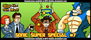 AT4W: Sonic Super Special #7 by MTC-Studio