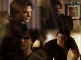 Damon by Sublimedesignsart