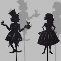 Alice and the Madhatter by PaperTales