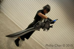 Noctis Lucis Caelum by AkraruPhotography