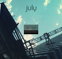 july by bedroompop