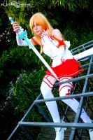 Asuna Yuuki . Knights of the Blood by AsunaCosplay