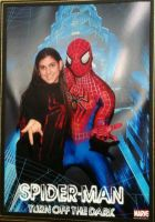 Hanging with Spider-man by Artlyss