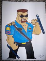 Big Boss Man by emceelokey