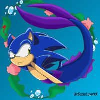 .:Sonic the Merhog:. by XxSonicLoverxX