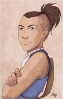 Sokka by Pretty-Angel