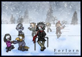 Forlorn by Hexit