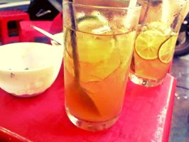 Tra Chanh - Vietnamese Ice Lemon Tea by thaonguyenp27