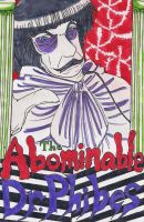 The Abominable Dr. Phibes by Kisaki-Shattoriboshi