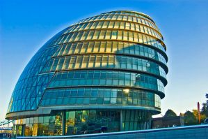 City Hall, London by AlanSmithers