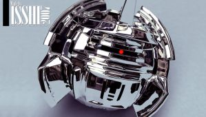 Robot Head by isshi