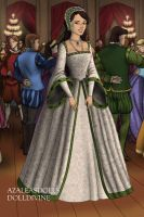 Anne Boleyn by AngelicaRose24