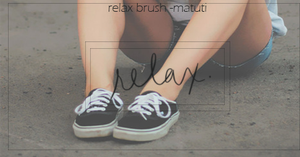 Relax Brush -Matuti by Matuti