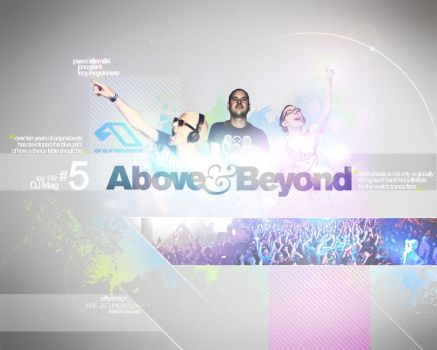 above and beyond. by niftydesigns