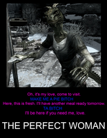 Skyrim truly has everything by Tryzon