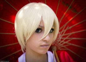 Alois cosplay - Close Up Cosplay by pink-hika