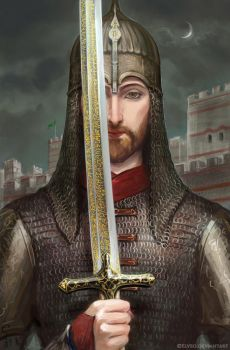 Mehmed the Conqueror's Sword by Elveo