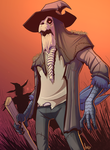 The Scarecrow by Jaehthebird