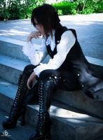 Visual Kei Style by  Teru Haziel Valefor by DraconPhotography