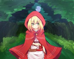 [RPGHorror]The Dark Side Of Little Red Riding Hood by Kazuko-Chii