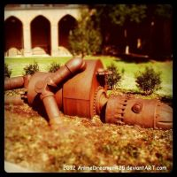 The Iron Giant, 1 by MeghansDreamDesigns