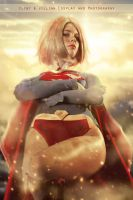 Supergirl II - New 52 - DC Comics by WhiteLemon