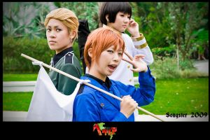 Axis Powers Hetalia by songster69