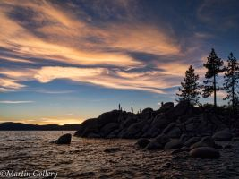 Sand Harbor Sunset140713-42-Edit by MartinGollery
