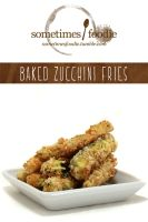 Baked Zucchini Fries by chat-noir