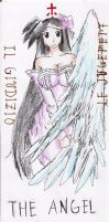OC Arcana:20-The Angel by hewhowalksdeath