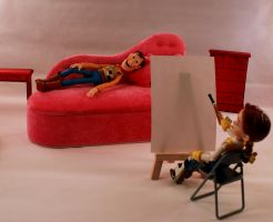 Draw Me Like Your French Girls - Woody Version by AnimatorAR