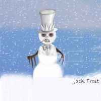 Jack Frost by Dypritee