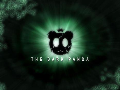 Dark Panda Wallpaper by seviore