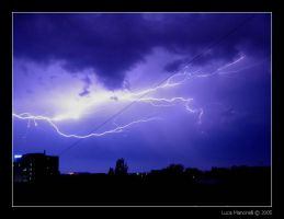 Lightning I by Luke-ro