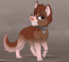 My Puppy, Hayden by Jublenarris