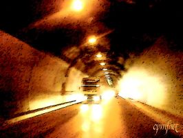 tunel by opmfact