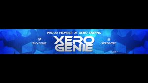 Xero Genie by RealStompDesigns