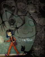 Coraline by MiyomotheCat