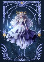 White Queen by v0idless