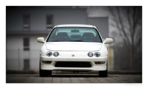 Honda Integra Front 01 by miki3d