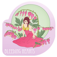 Bleeding hearts by Morloth88