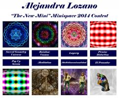 Entries for Minispace 2014 Contest by aloz0810