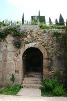 castle entrance - Burgeingang5 by archaeopteryx-stocks