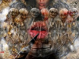 Skeletal Subtext by cloistering